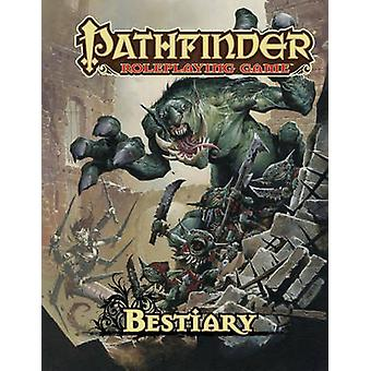 Pathfinder Roleplaying Game - The Pathfinder Bestiary - Bestiary 1 by J