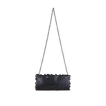 Lovemystyle zwarte handtas met Lasercut Design