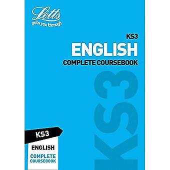 KS3 English Complete Coursebook (Letts KS3 Revision Success) (Letts KS3 Revision Success)