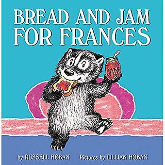 Brood en Jam voor Frances