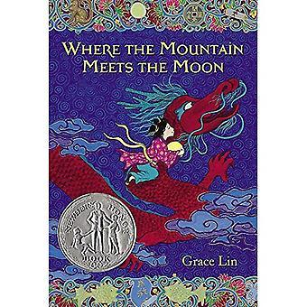 Waar de berg samenkomt met de maan