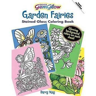 Garten-Feen (Dover Glasmalerei Malbuch)