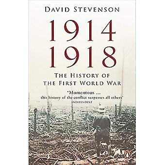 1914-1918: l'histoire de la première guerre mondiale