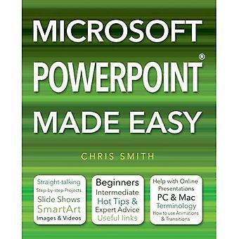 Microsoft Powerpoint gemaakt gemakkelijk