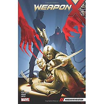 Weapon X Vol. 4