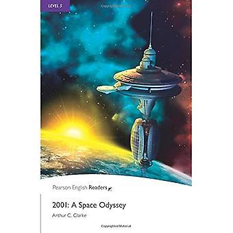 2001: niveau 5: een ruimteOdyssee (Penguin Longman Penguin lezers)