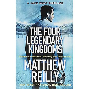 The Four Legendary Kingdoms - Jack West Series