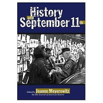 Historia ja 9/11 (kriittisiä näkökulmia viime sarja)
