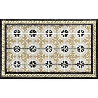 wash + dry kitchen carpet kitchen tiles 75 x 120 cm washable floor mat