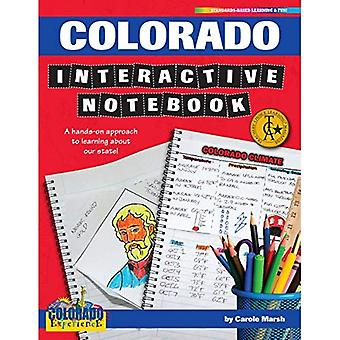 Colorado Interactive Notebook: A Hands-On Approach to Learning about Our State! (Colorado Experience)