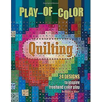 Play z Color pikowania: 24 projekty inspirować Freehand kolor grać