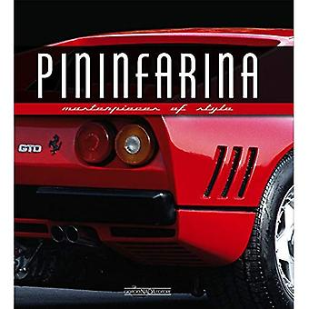 Pininfarina: Masterpieces of� Style (Masterpieces of Style)