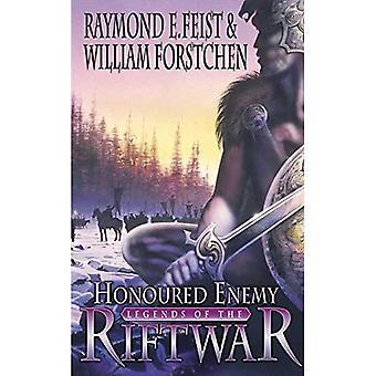 Honoured Enemy (Legends of the Riftwar)