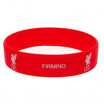 Liverpool Silicone Wristband Firmino