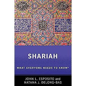 Shariah by John L. Esposito - 9780199325061 Book