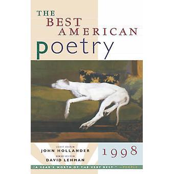 The Best American Poetry by Hollander & John