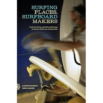 Lieux de surf Surfboard Makers par Warren & Andrew
