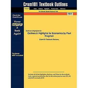 StudyGuide für Ökonomie von Krugman Paul ISBN 9781572591509 durch Cram101 Lehrbuch Bewertungen