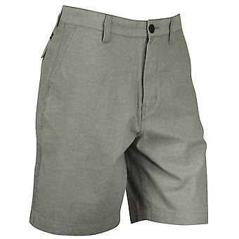 Quiksilver Mens Everyday Oxford Shorts - Dark Shadow Gray