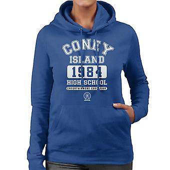 Coney Island High School kvinner er hette Sweatshirt