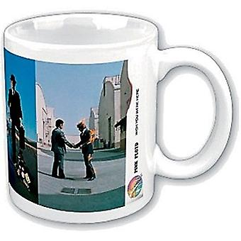Pink Floyd Wish You Were Here Ceramic Mug (ro)