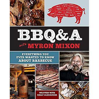 BBQ & A mit Myron Mixon
