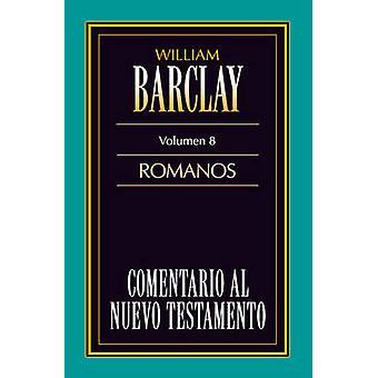 Carta A los Romanos by William Barclay - 9788476458136 Book