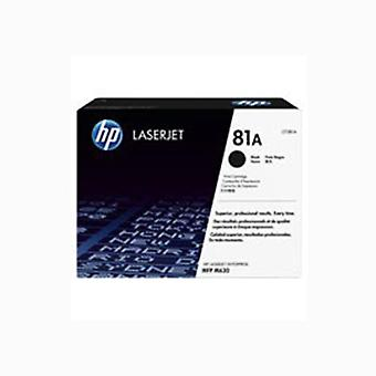 HP 81A LaserJet Toner Cartridge