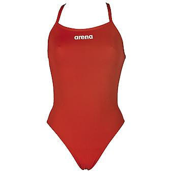 Arena Solid swimwear Lightech para meninas