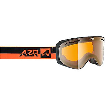 AZR Cyber OTG Matt Orange spegel svart