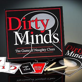 Dirty Minds Game X Rated