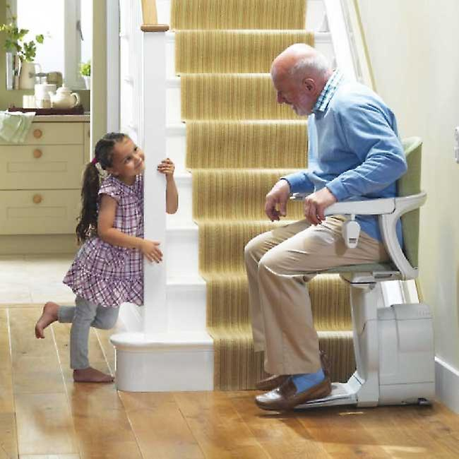 Stairlift Cleaner