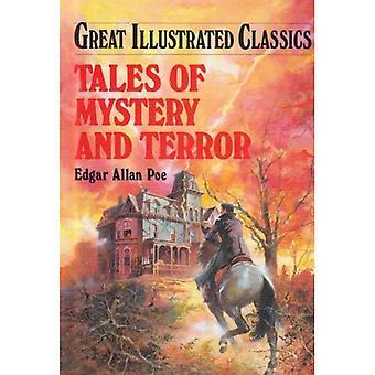 Verhalen over mysterie en terreur