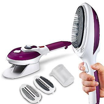 Household vertical steamer garment steamers irons brushes iron for ironing clothes purple