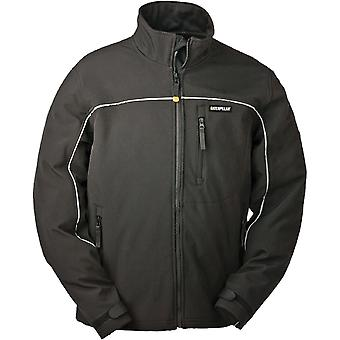 Caterpillar Mens Soft Shell Jacke