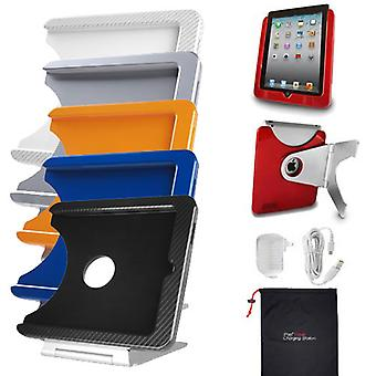 INFOtainment Tablet Tablet Foldable Charging Dock Stand (Fits Gens 1 2 3)