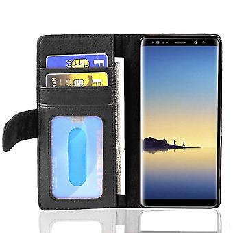 Cadorabo Case for Samsung Galaxy NOTE 8 Case Cover - Phone Case with Magnetic Closure and 3 Card Slots - Case Cover Case Case Case Case Book Folding Style