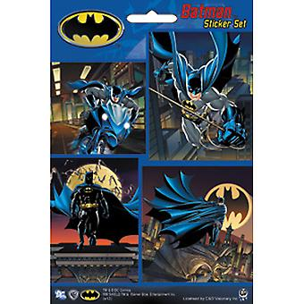 Mini Sticker Set Batman Mstkrset 0022S