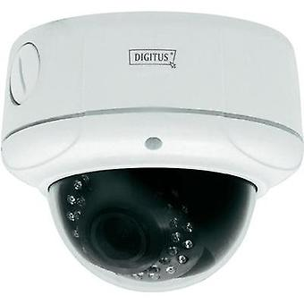WLAN/Wi-Fi, LAN IP camera 1600 x 1200 2,8 - 12 mm Digitus DN-16043
