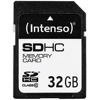 Intenso 3411480 32GB SDHC Card Class 10 20MB/s