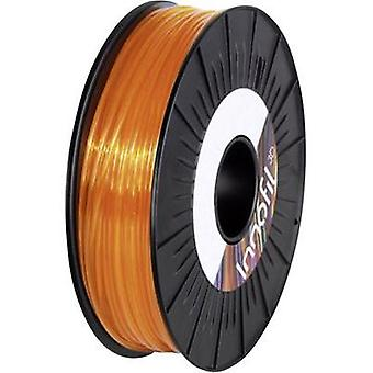 Filament Innofil 3D PLA-0010A075 PLA plastic 1.75 mm Orange (translucent) 750 g
