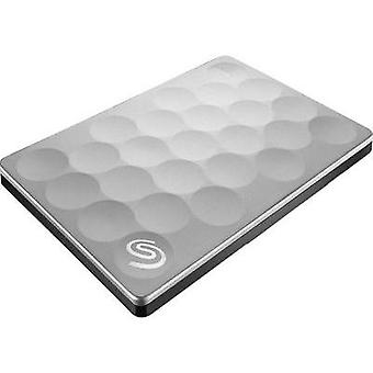 disco duro 2.5 externo de 2 TB Seagate Backup Plus Ultra Slim USB Platinum 3.0