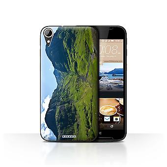 STUFF4 Case/Cover for HTC Desire 830/Valley/Scottish Landscape