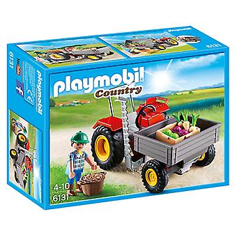 Playmobil 6131 Ladetraktor