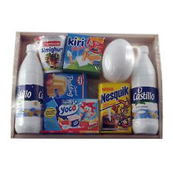 Dimasa tray Dairy Products (Toys , Home And Professions , House , Food)