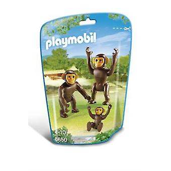Playmobil Chimpanzees 6650
