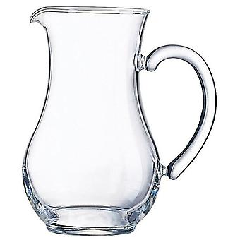 Luminarc Water Pitcher 1.3 L Pichet (Home , Kitchen , Vase, filter and cartridge , Jars )