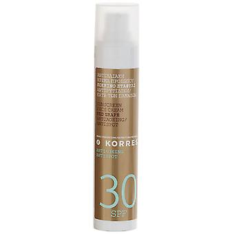 Korres Red Vine Spf30 Facial Blemish (Woman , Cosmetics , Skin Care , Treatment , Marks)