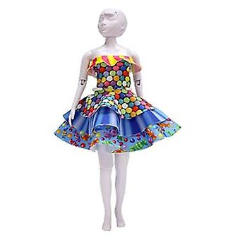 Dress Your Doll Maggy Candy (Giocattoli , Educativi E Creativi , Disegno E Moda , Moda)
