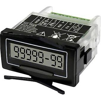 Trumeter 7511 Operating hours timer 8 digit